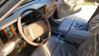 Picture of 1991 Cadillac Seville STS, interior