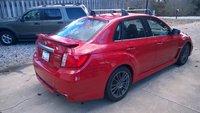 2011 Subaru Impreza WRX Overview