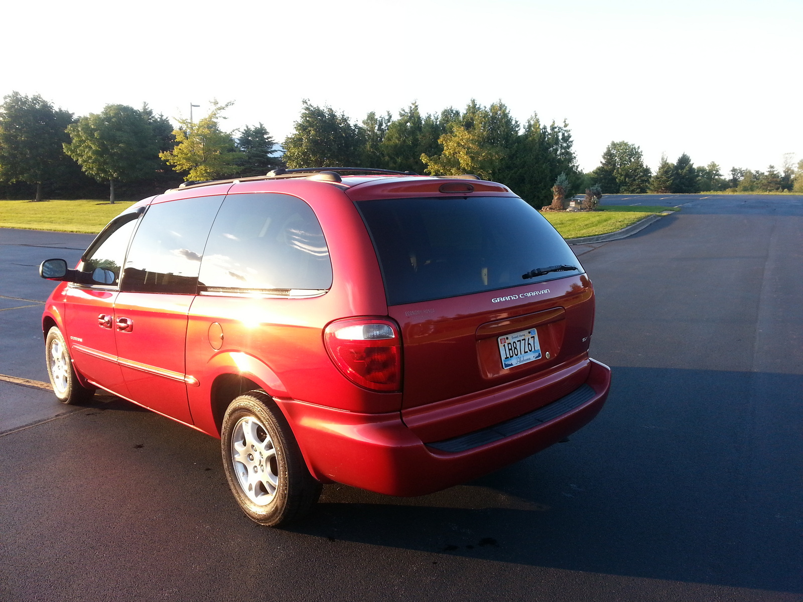Manual Cars For Sale 2001 Dodge Grand Caravan Auto Manual border=