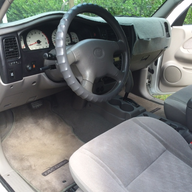 Picture Of 2003 Toyota Tacoma 4 Dr Prerunner V6 Crew Cab