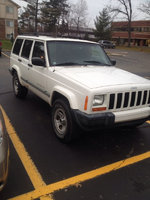 Picture of 2000 Jeep Cherokee 4 Dr Classic, exterior