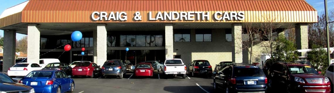 craig and landreth cars louisville ky read consumer reviews browse used and new cars for sale. Black Bedroom Furniture Sets. Home Design Ideas