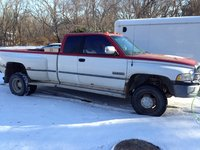 Picture of 1996 Dodge Ram Pickup 3500 ST 4WD Extended Cab LB, exterior