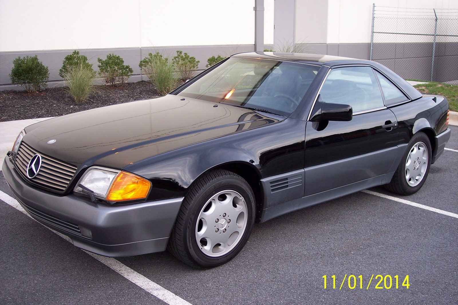 Picture of 1993 mercedes benz 300 class 2 dr 300sl for 1993 mercedes benz 300sd