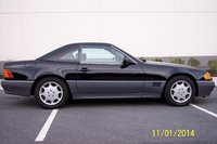 Picture of 1993 Mercedes-Benz 300-Class 2 Dr 300SL Convertible, exterior