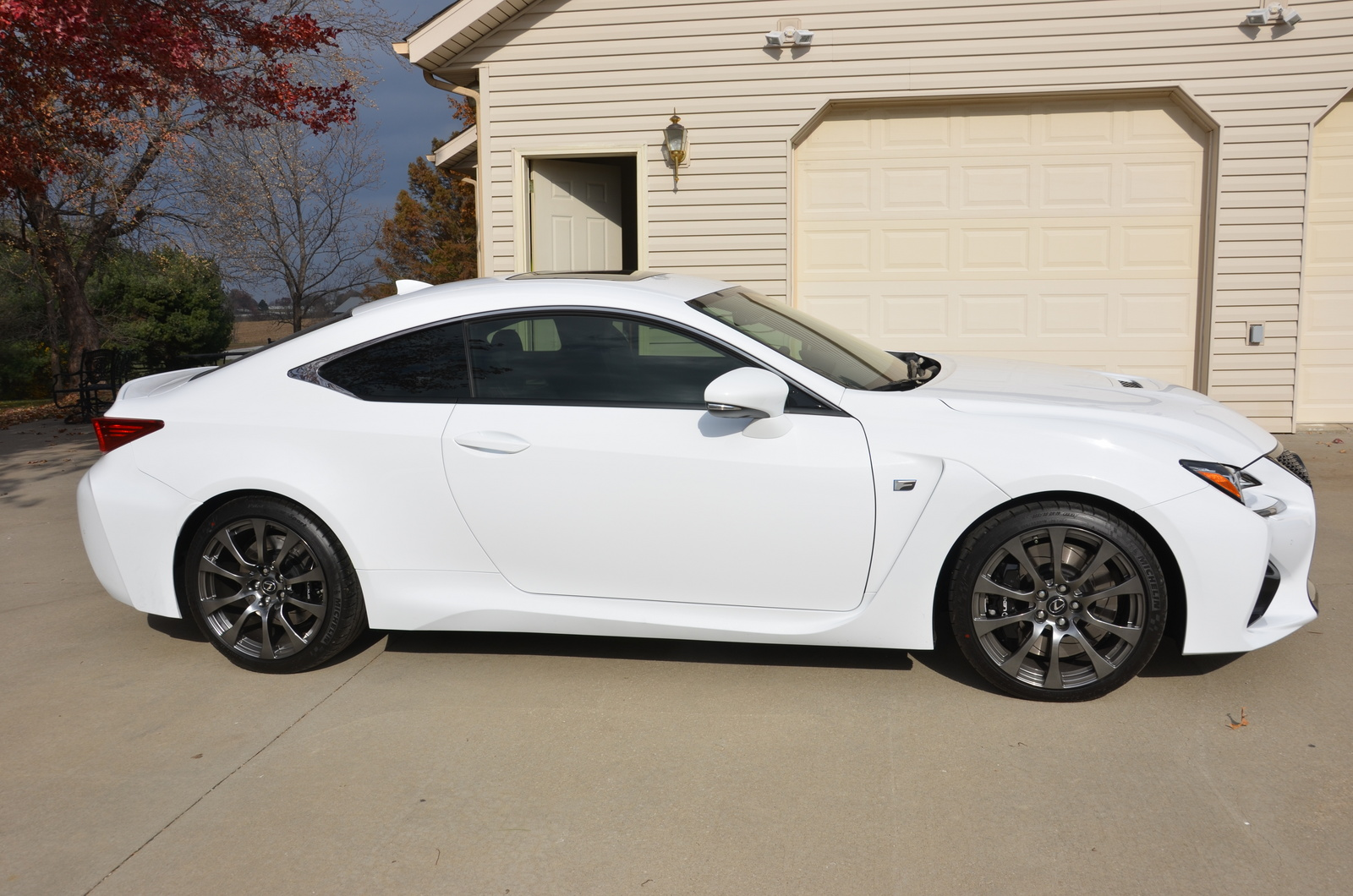 when is the lexus rc going on sale autos post. Black Bedroom Furniture Sets. Home Design Ideas
