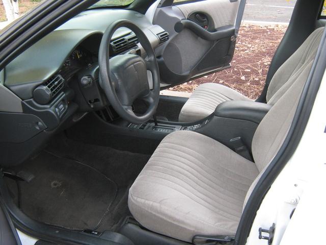 Picture of 1995 Pontiac Grand Am 4 Dr SE Sedan, interior, gallery_worthy