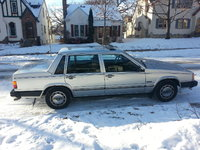 Picture of 1987 Volvo 740 GLE, exterior