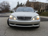 Picture of 2002 Mercedes-Benz S-Class S 55 AMG, exterior, gallery_worthy
