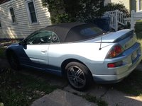 Picture of 2004 Mitsubishi Eclipse Spyder GTS Spyder, exterior