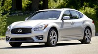 2015 INFINITI Q70 Overview