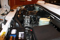 Picture of 2004 Hummer H2 Base, engine