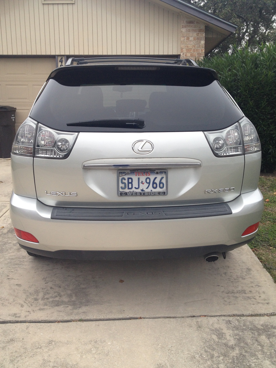 What's your take on the 2004 Lexus RX 330?