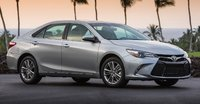 2015 Toyota Camry, Front-quarter view, exterior, manufacturer