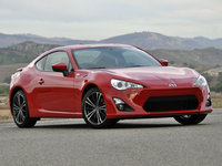 2015 Scion FR-S Base, 2015 Scion FR-S, exterior