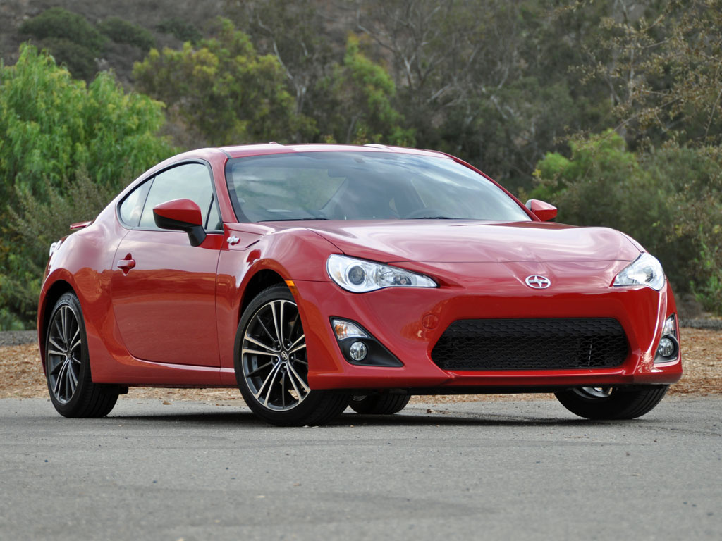 Picture of 2015 Scion FR-S Base