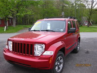 Picture of 2008 Jeep Liberty Limited 4WD, exterior, gallery_worthy