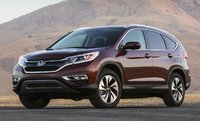 2015 Honda CR-V, Front-quarter view, exterior, manufacturer, gallery_worthy