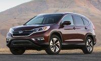2015 Honda CR-V, Front-quarter view, exterior, manufacturer