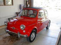 1960 Fiat 500 Overview