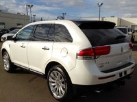 2013 Lincoln MKX Overview