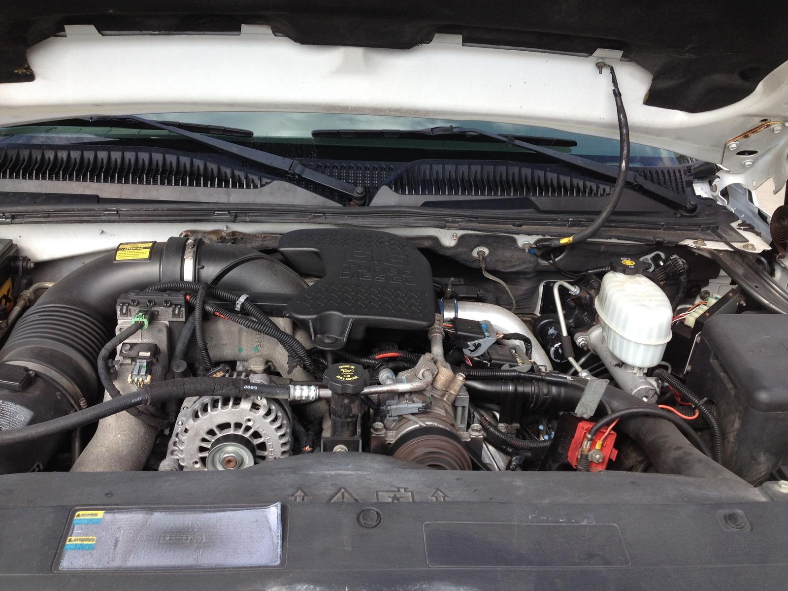 Picture of 2006 Chevrolet Silverado 3500 LS 4dr Crew Cab 4WD LB DRW, engine