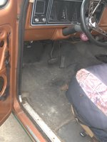 Picture of 1976 Ford F-150, interior
