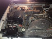 Picture of 1996 GMC Sierra 1500 C1500 SL Standard Cab SB, engine