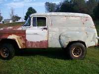 1960 Dodge Power Wagon Overview