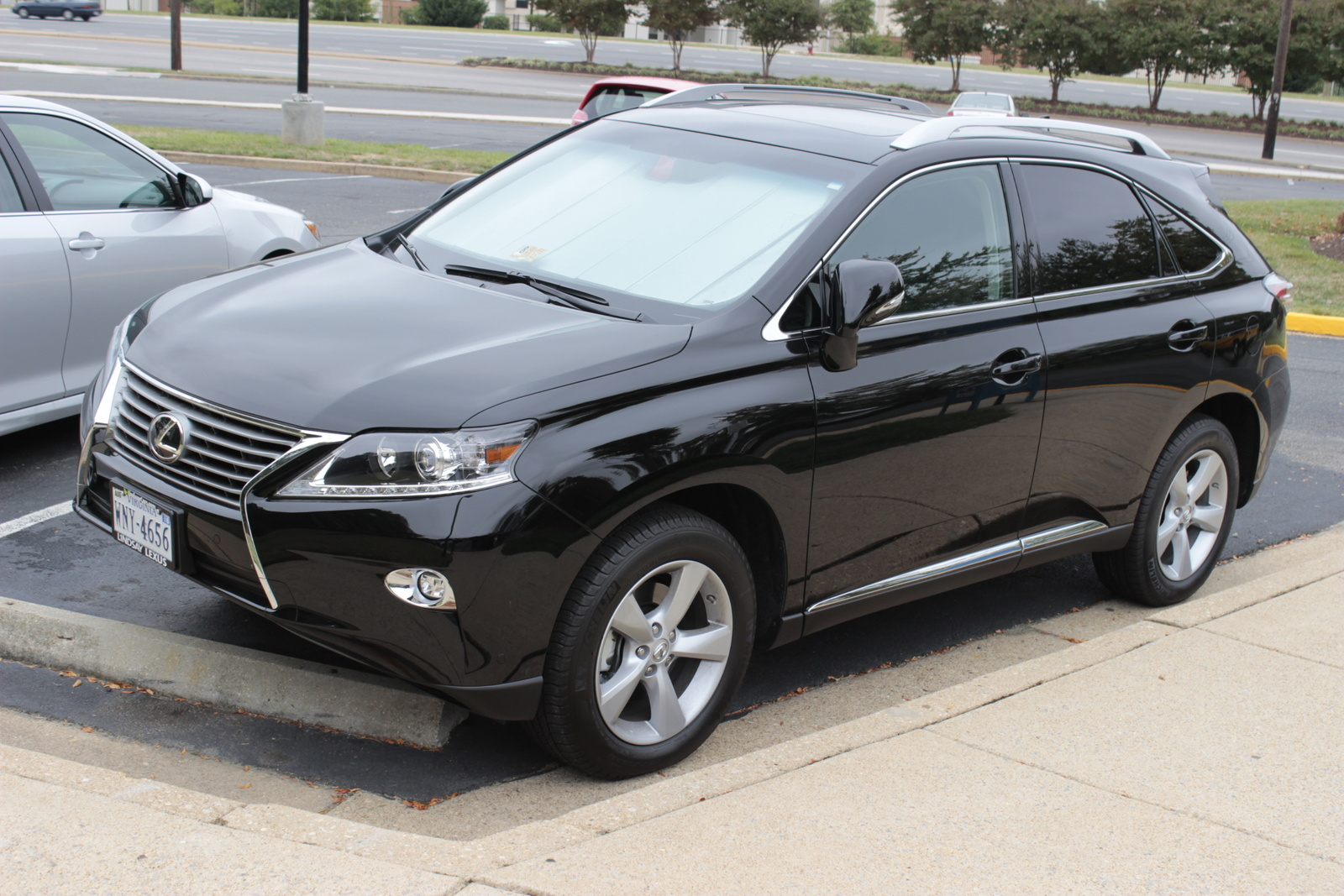 2015 lexus rx 350 awd car interior design. Black Bedroom Furniture Sets. Home Design Ideas
