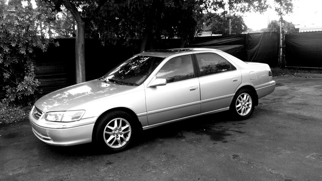 Toyota Camry Overview CarGurus - 2001 camry