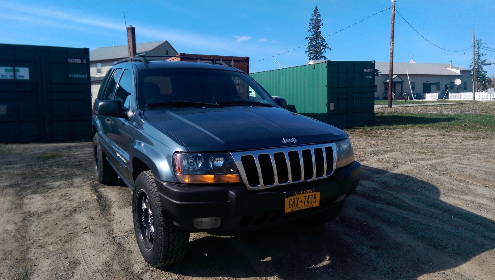 Picture of 2001 Jeep Grand Cherokee Laredo 4WD