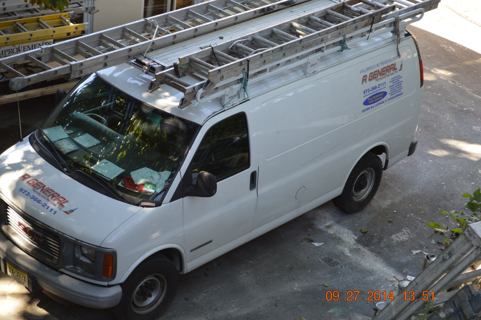 Picture of 2002 GMC Savana 3500 Extended