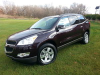 2010 Chevrolet Traverse LT1, Side View, exterior, gallery_worthy