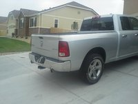 Picture of 2011 Ram 1500 Big Horn Crew Cab 5.5 ft. Bed 4WD, exterior