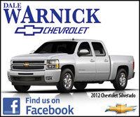Mike Alsop Rockville Chevrolet logo