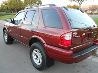 2003 Isuzu Rodeo Overview