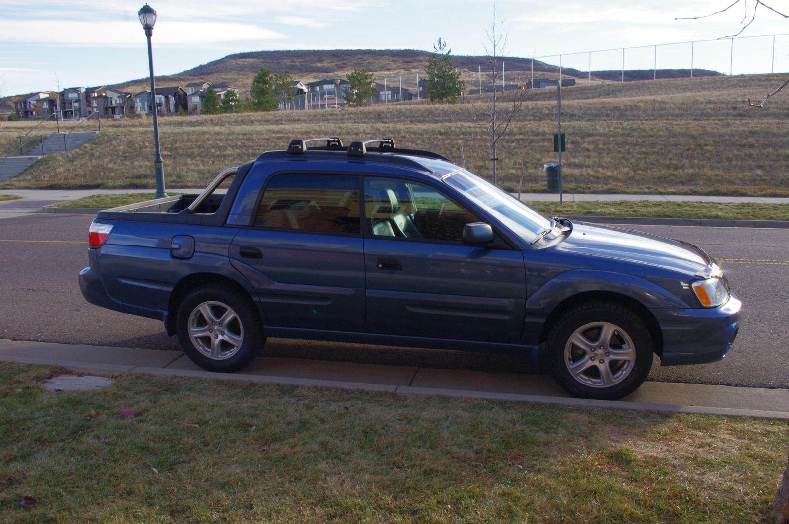 2006 Subaru Baja Pictures Cargurus
