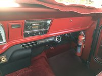 Picture of 1970 Ford F-250, interior