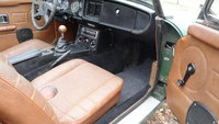 Picture of 1976 MG MGB Roadster, interior