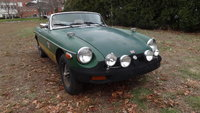 1976 MG MGB Roadster Picture Gallery