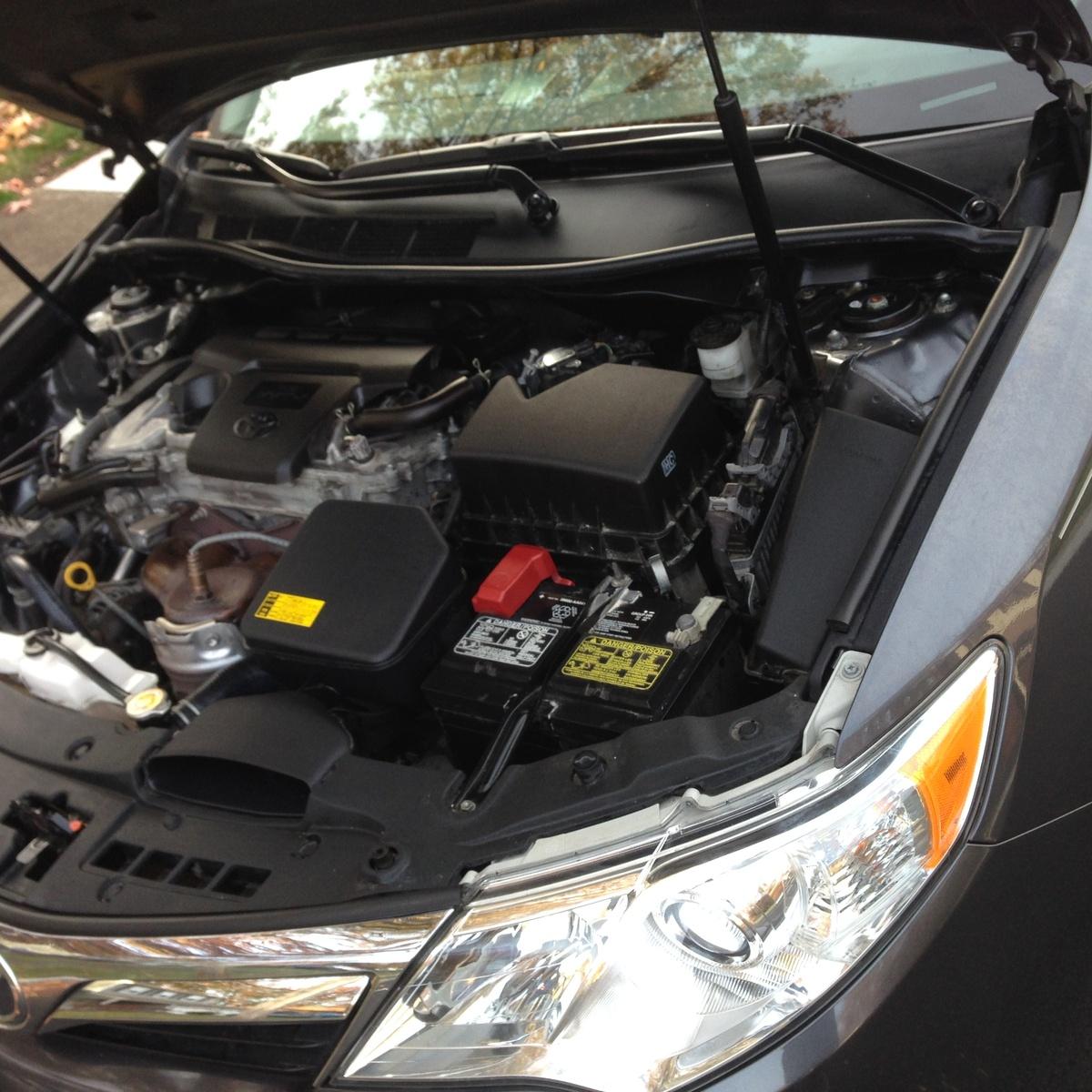 Cargurus Toyota Camry: 2012 Toyota Camry
