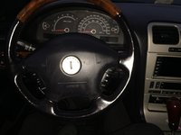 Picture of 2003 Lincoln LS V8 Premium Sport, interior