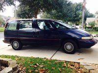 1990 Chevrolet Lumina Minivan Overview