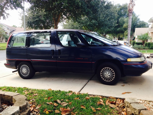 Picture of 1990 Chevrolet Lumina Minivan Passenger FWD