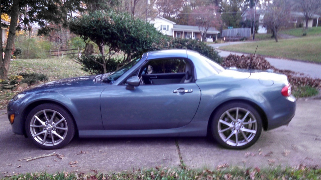 mazda mx 5 miata ls for sale in greenville sc cargurus. Black Bedroom Furniture Sets. Home Design Ideas