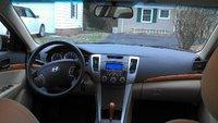 Picture of 2009 Hyundai Sonata GLS, interior
