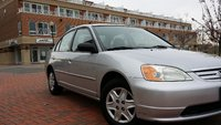 Picture of 2003 Honda Civic LX, exterior