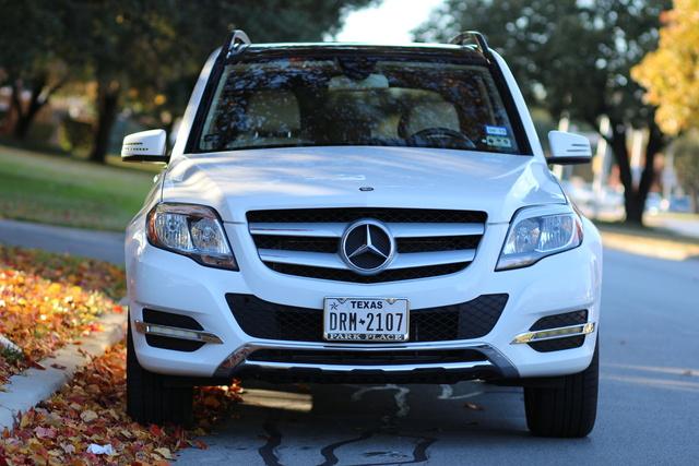 2014 Mercedes Benz Glk Class Overview Cargurus