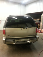 Picture of 2003 Chevrolet Blazer 4 Dr LS 4WD SUV, exterior